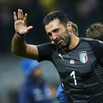 goodbye buffon